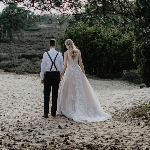 Styled wedding shoot Echten